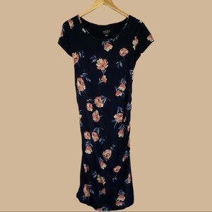 Cute Floral Maternity Dress